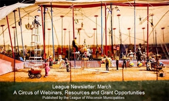 A Circus of Webinars, Resources and Grant Opportunities