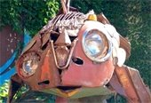 Eau Claire Sculpture, Bateman
