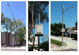 photos of small cell receivers
