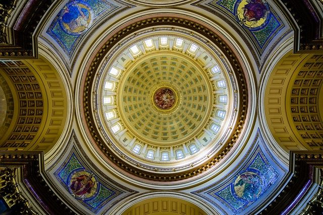 Capitol Dome by Dave Giroux